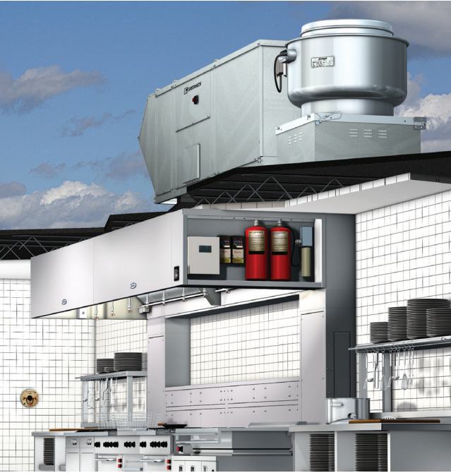 Exclusive Rep of Greenheck Kitchen Ventilation Systems