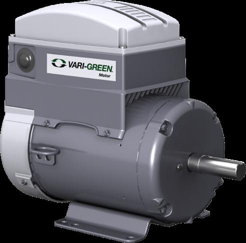 New 3-Phase Vari-Green® Motors from Greenheck