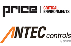 Price Critical Environments Antec Controls